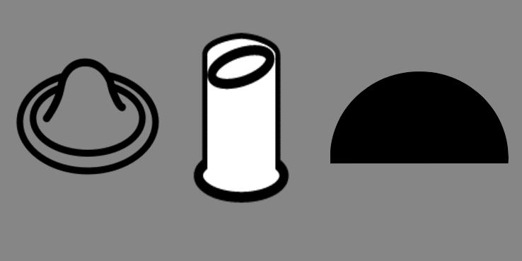 Les différents types de contraceptifs masculins / féminins