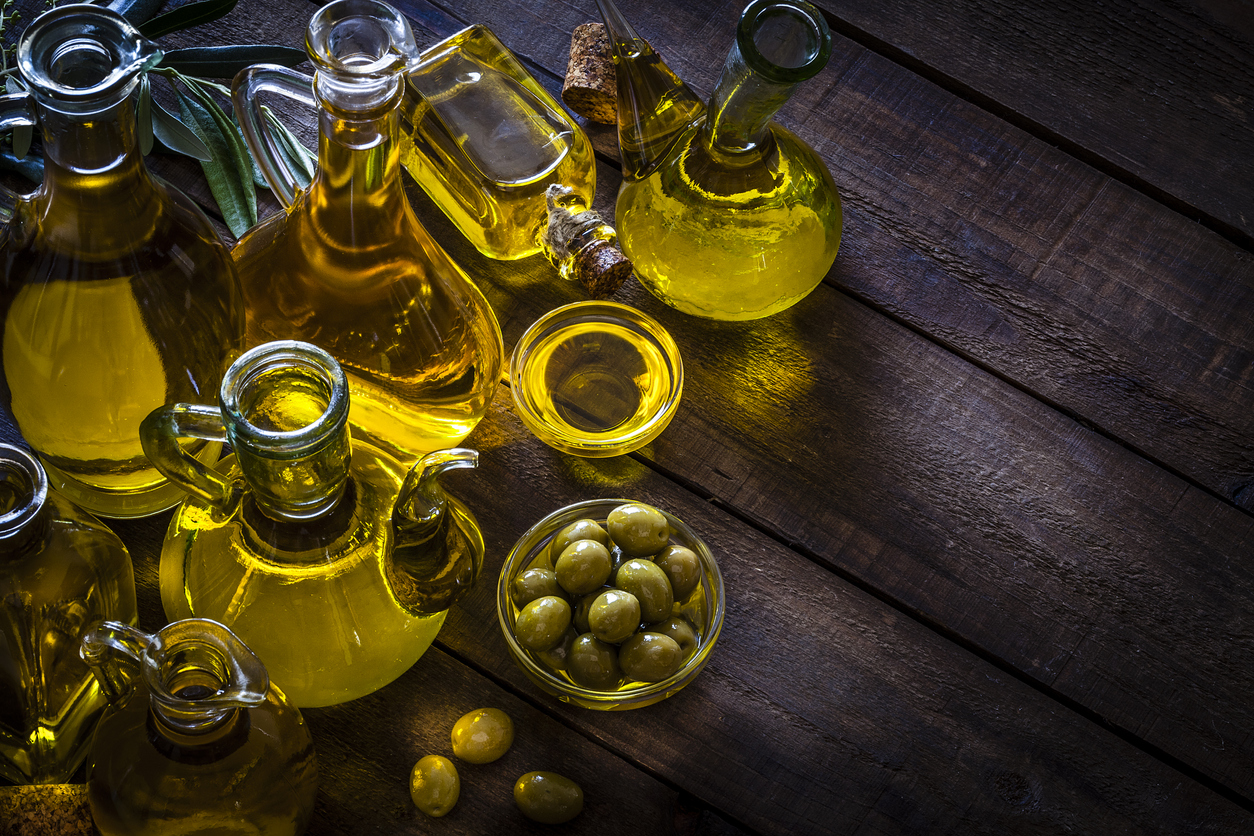 Comment choisir les huiles de cuisson?